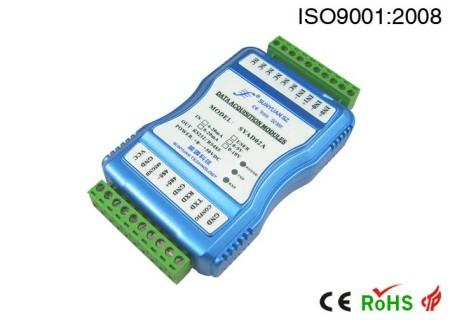 热电偶信号数据采集器.SY AD08T系列多量程高精度J/K/T/E/R/S/B型数据采集器.