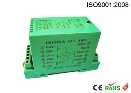 DA数模转换数据采集器.RS232转4-20mA,数字量转模拟信号数据采集器:ISO DA系列