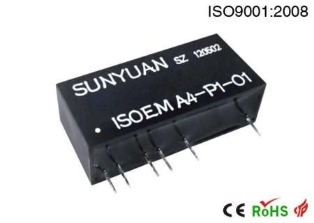 常用模拟量隔离放大器IC简介.4-20mA/0-5V模拟信号隔离放大器选型.