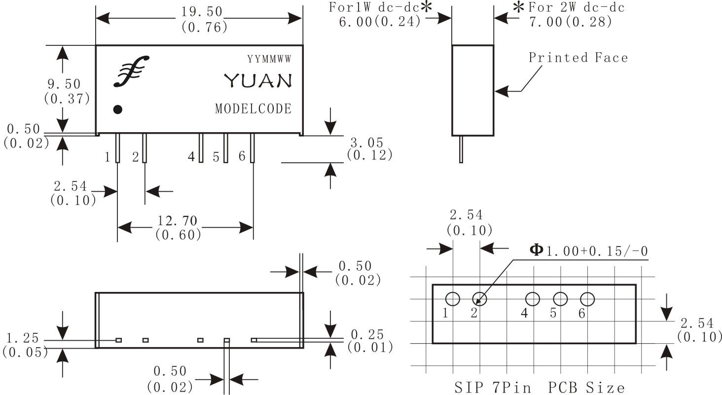 双回路隔离输出型模块电源 dc-dc模块电源单路输出稳压有自恢复过载