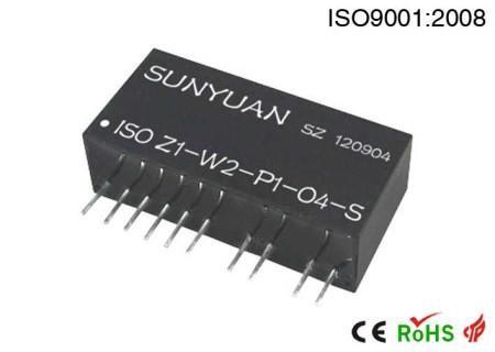 热电阻信号隔离变送器隔离放大器IC.