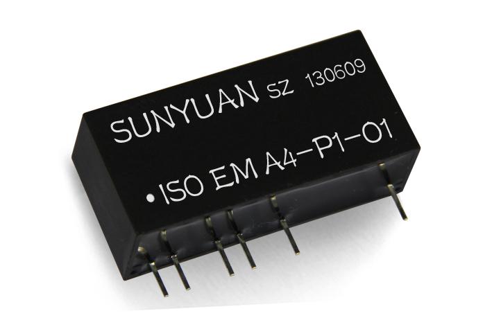 0-±10V双向直流电压电流信号隔离放大器IC: