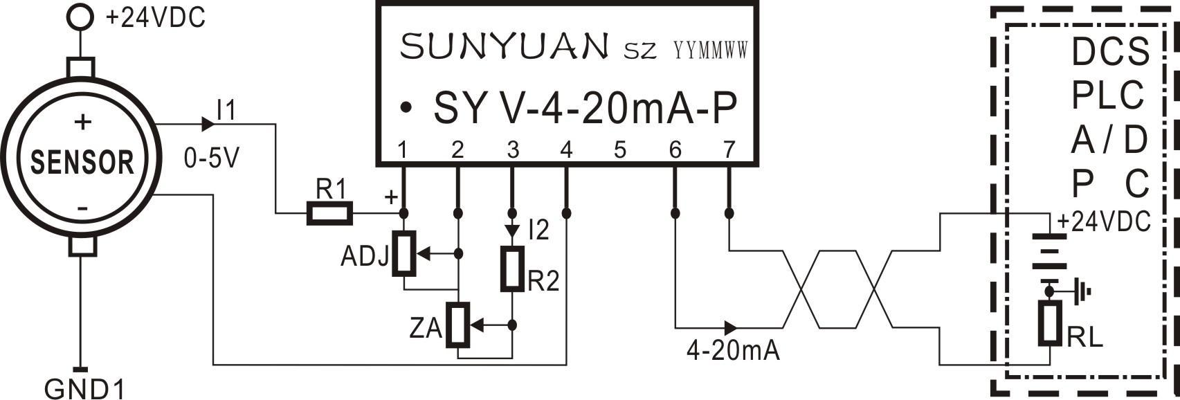ad5421变送器电路图