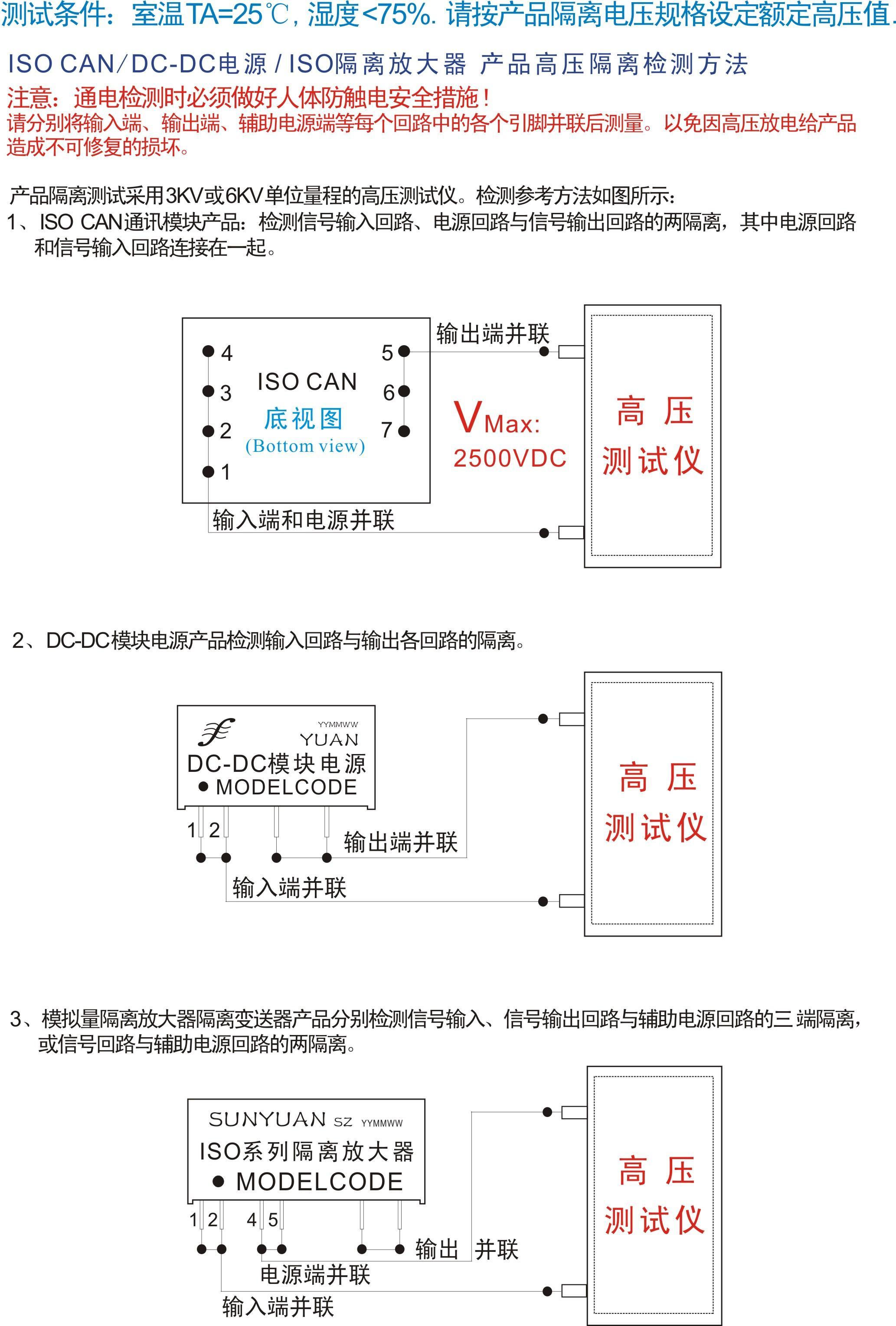 can总线通讯接口信号隔离模块